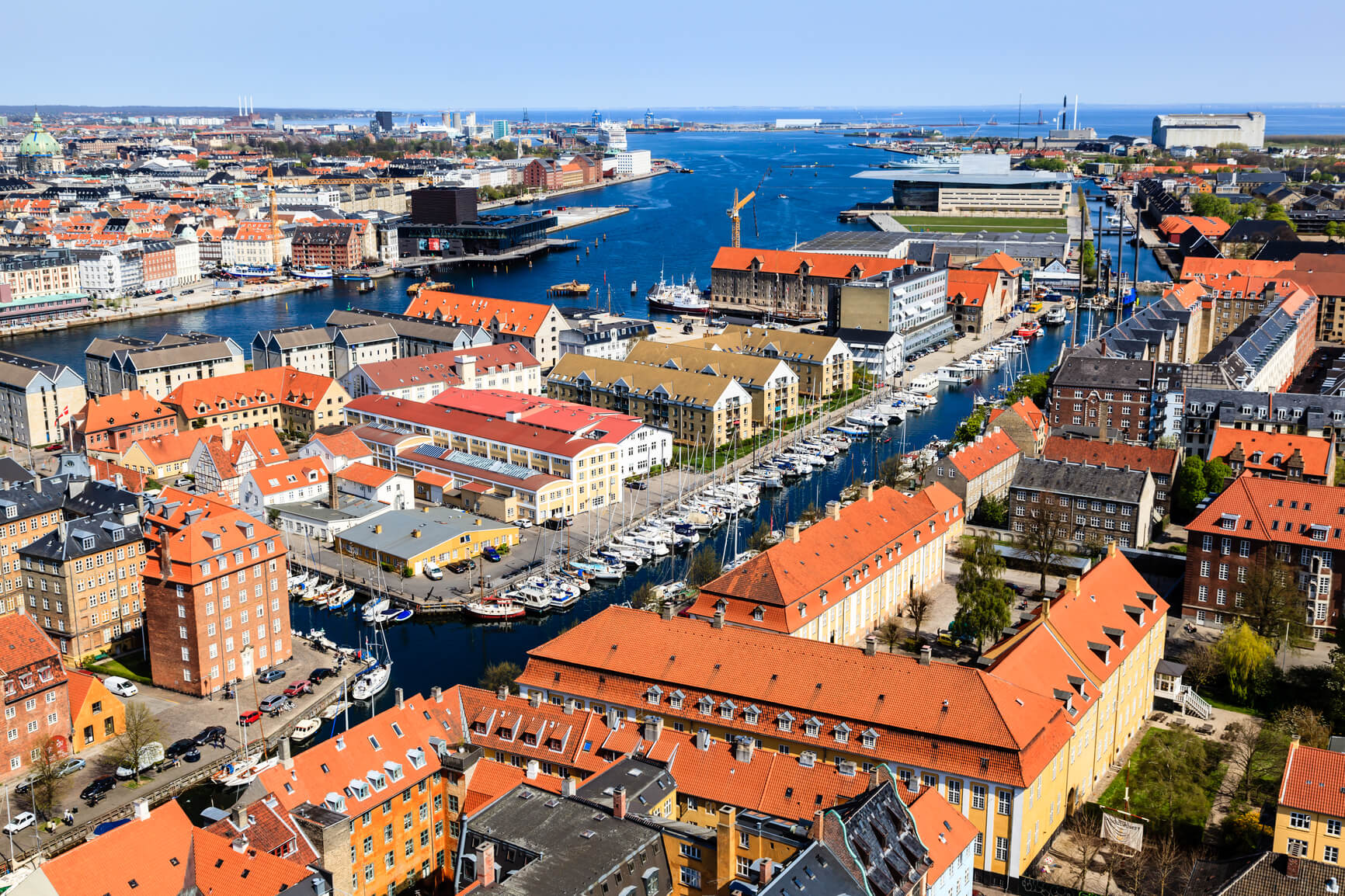 Boston to Copenhagen, Denmark for only $331 roundtrip