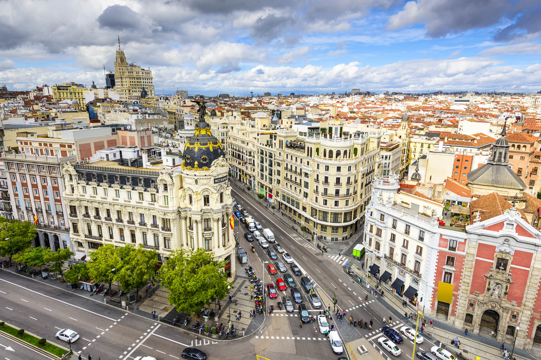 Non-stop from Dakar, Senegal to Madrid, Spain for only $338 USD roundtrip