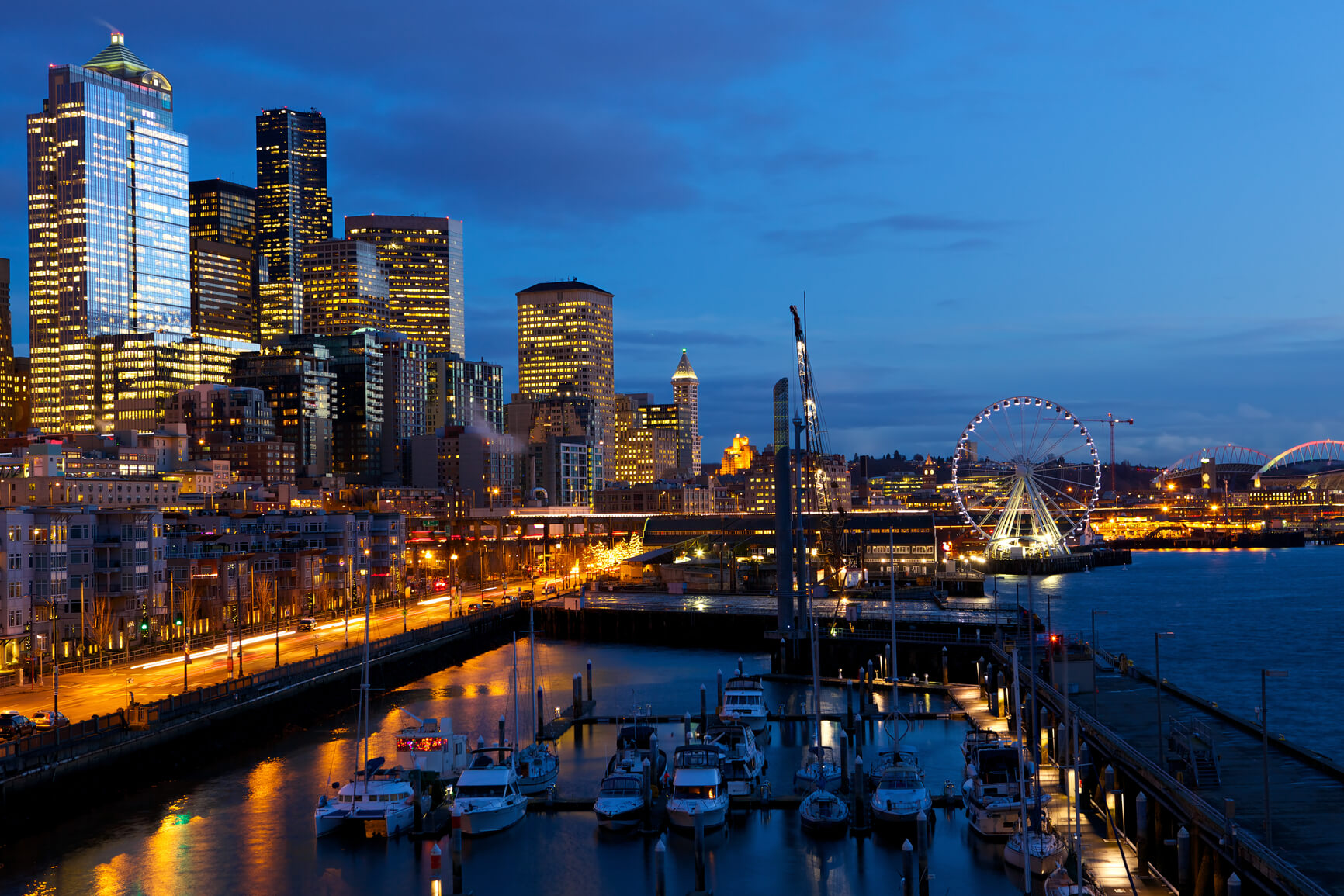Non-stop from Washington DC to Seattle (& vice versa) for only $148 roundtrip (Oct-Dec dates)