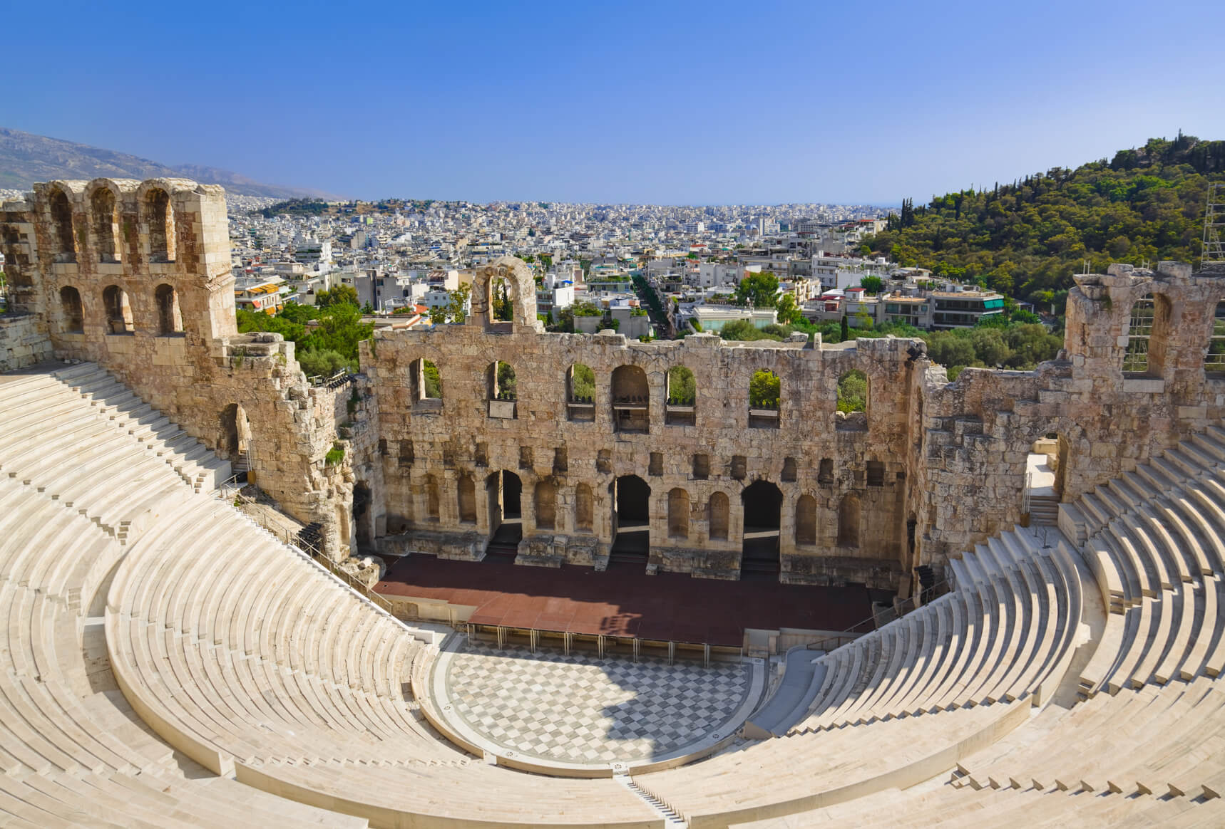 Vienna, Austria to Athens, Greece for only €16 roundtrip (Nov dates)