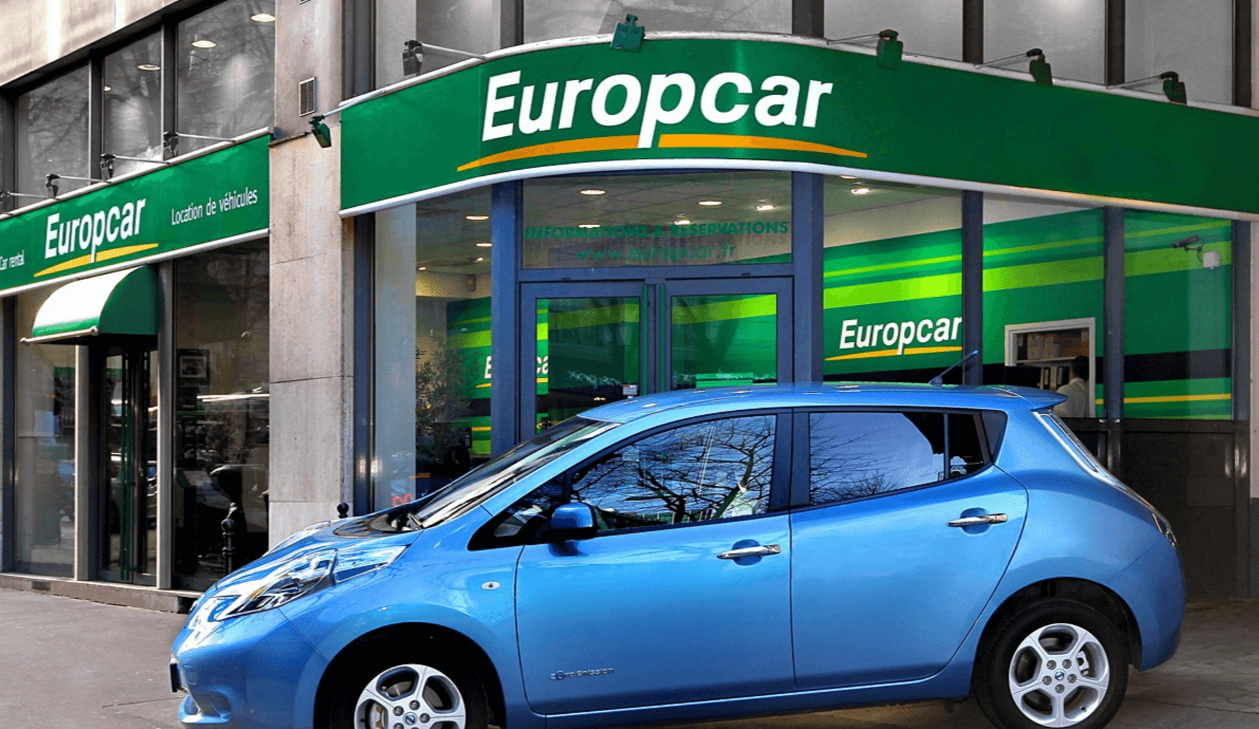 Europcar One Way Car Rentals Across Europe For Only 163 1 1