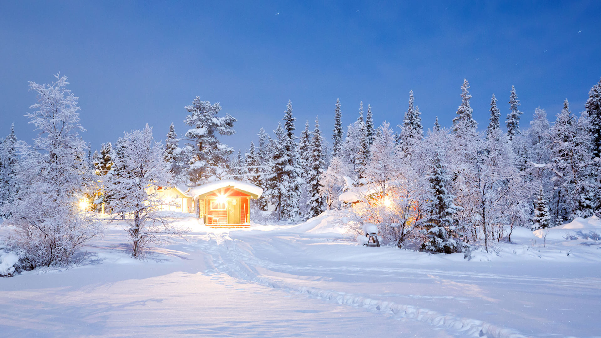 Non-stop from London, UK to the Arctic Circle in Finland for only £67 roundtrip (Feb dates)