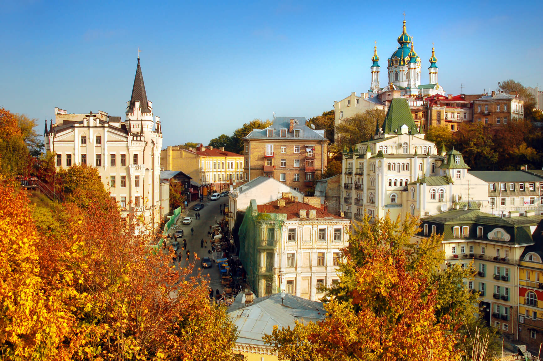 SUMMER: Non-stop from Vilnius, Lithuania to Kiev, Ukraine (& vice versa) for only €20 roundtrip (Jul dates)