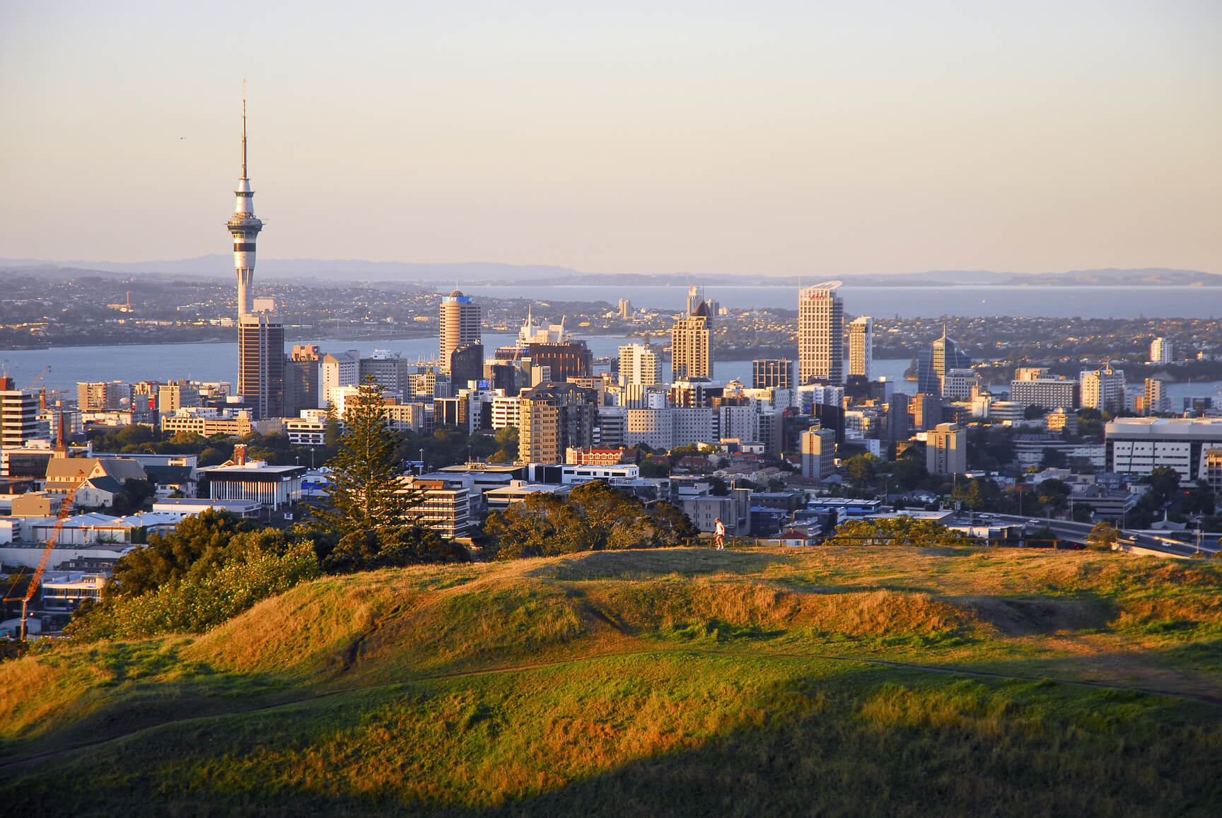Bangkok, Thailand to Auckland, New Zealand for only $452 USD roundtrip
