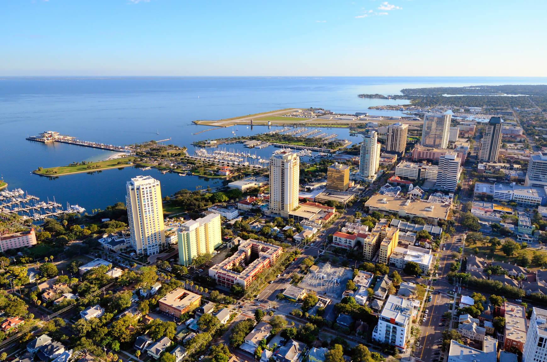 Oslo, Norway to Tampa, Florida for only €189 roundtrip