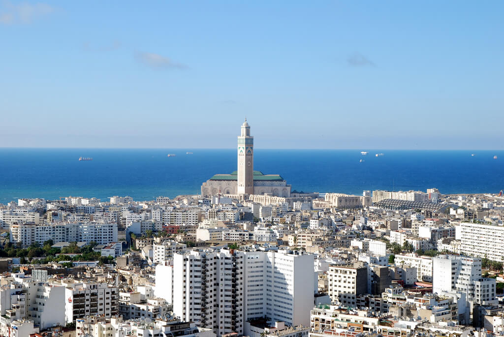 Dallas, Texas to Casablanca, Morocco for only $631 roundtrip (Oct-Mar dates)