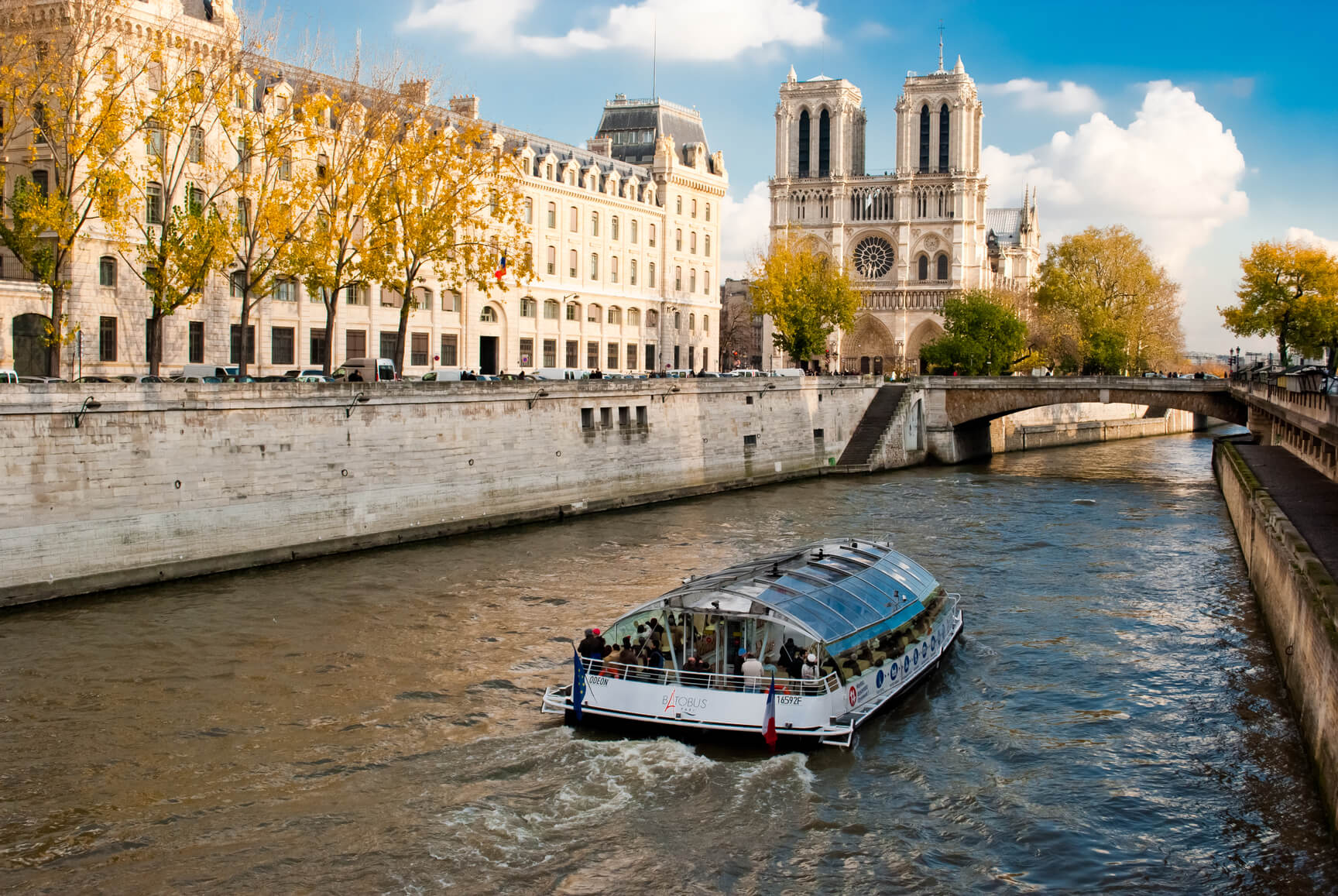 Non-stop from San Francisco to Paris, France for only $368 roundtrip