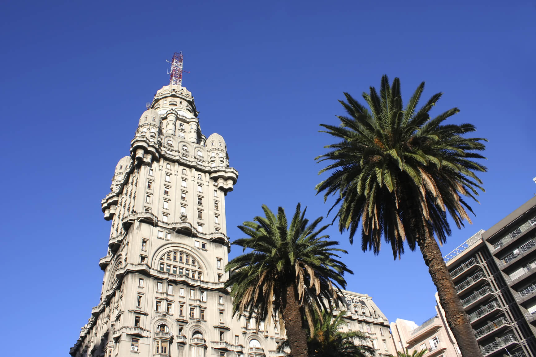 Santiago, Chile to Montevideo, Uruguay for only $175 USD roundtrip