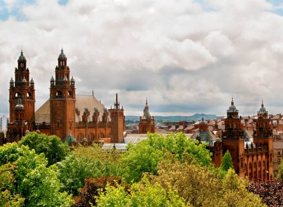 Flight deals from many Canadian cities to Glasgow, Scotland | Secret Flying