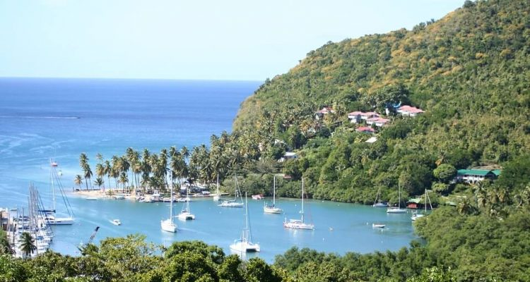 Flight deals from US cities to St. Lucia   Secret Flying