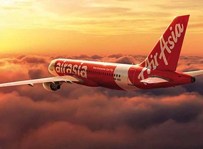 FLASH SALE: AirAsia flights from only $4 USD one-way