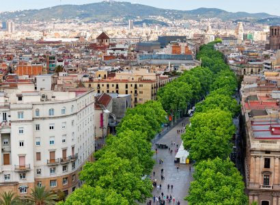 HOT!! Non-stop from New York to Barcelona, Spain for only $254 roundtrip