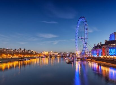 CRAZY HOT!! Non-stop from Vancouver, Canada to London, UK for only $153 CAD one-way