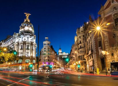 HOT!! Non-stop from Boston to Madrid, Spain for only $272 roundtrip
