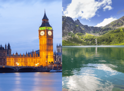 Flight deals from either Boston or Los Angeles to both London, UK and Warsaw, Poland | Secret Flying