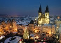 Los Angeles or San Francisco to Prague, Czech Republic from only $363 roundtrip