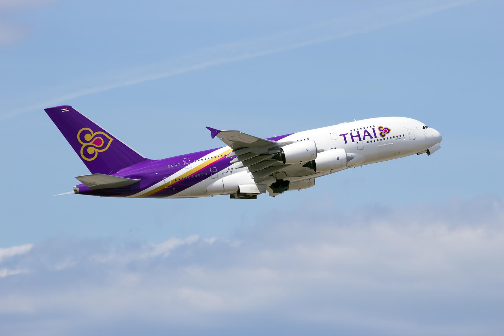EXPIRED** Thai Airways sale from Asia and Oceania to many ...
