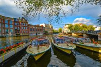 SUMMER: Boston to Amsterdam, Netherlands for only $401 roundtrip