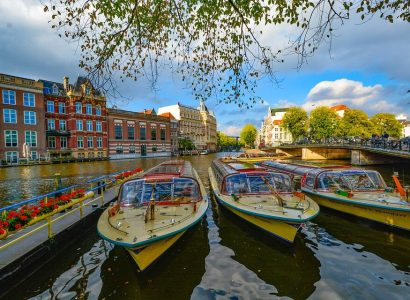 Flight deals from Taipei, Taiwan to Amsterdam, Netherlands or Paris, France | Secret Flying