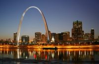 Non-stop from Phoenix, Arizona to St. Louis (& vice versa) for only $64 roundtrip