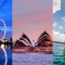 3 IN 1 TRIP: Manchester or London, UK to Singapore, Australia & an Oceanic Island from only £768 roundtrip