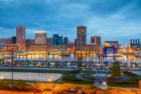 Milan, Italy to Baltimore, USA for only €285 roundtrip (Apr-May dates)
