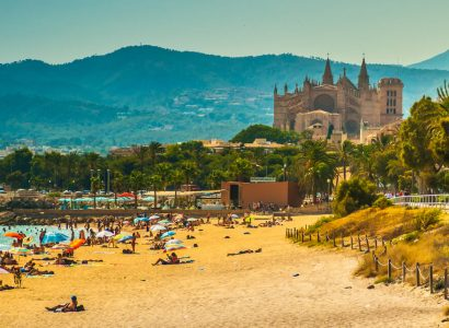 HOT!! Austria or Germany to European beach destinations from only €3 one-way