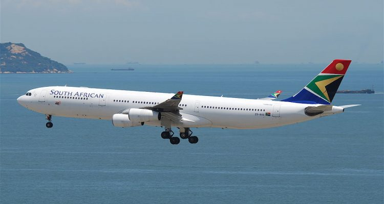 South African Airways to be rescued by another emergency government loan deal   Secret Flying