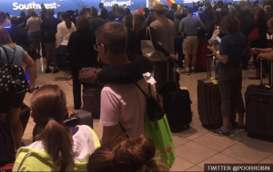 Worldwide airport chaos after computer check-in systems crash