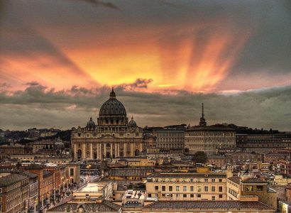 **EXPIRED** ERROR FARE: Non-stop from Toronto, Canada to Rome, Italy for only $353 CAD roundtrip