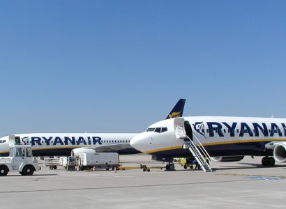 BLACK FRIDAY: Ryanair buy one get one free (e.g. Vienna, Austria to Athens, Greece for only €12 roundtrip )