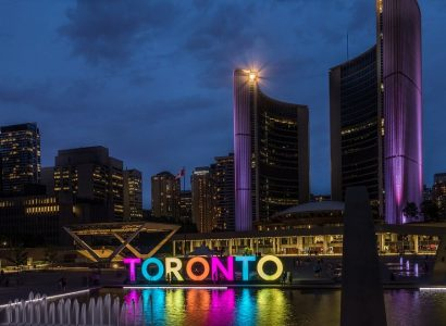 Non-stop from London, UK to Toronto, Canada for only £99 one-way (& vice versa for $199 CAD)