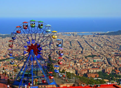 HOT!! Non-stop from New York to Barcelona, Spain for only $246 roundtrip