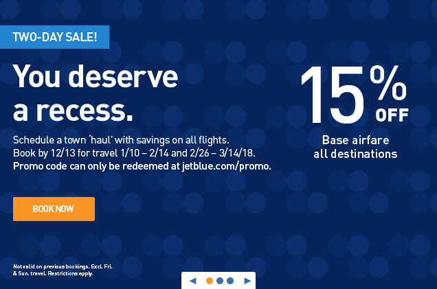 Book JetBlue Airways Tickets with CheapOair
