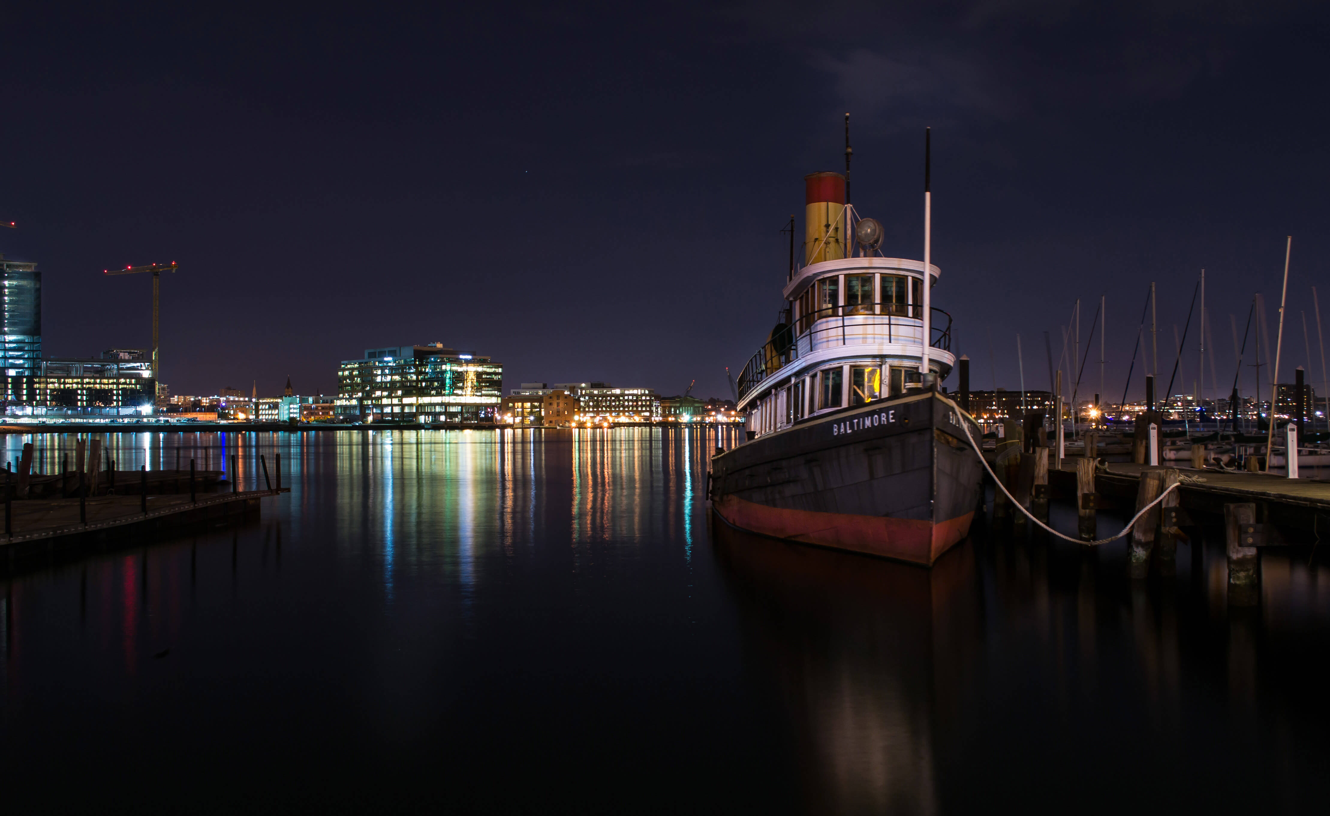 Vancouver, Canada to Baltimore, USA for only $348 CAD roundtrip (Feb-Mar dates)