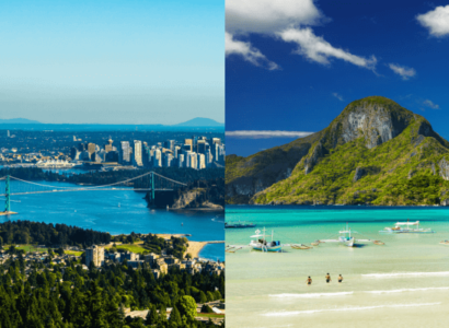 Flight deals from Hong Kong to both Vancouver, Canada and Manila, Philippines | Secret Flying