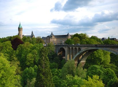 HOT!! New York to Luxembourg for only $282 roundtrip (May-Jun dates)