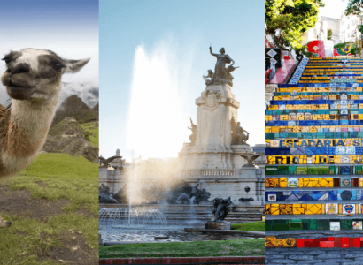 Flight deals from Santiago, Chile to Peru, Argentina and Brazil | Secret Flying