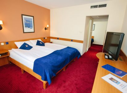 XMAS: 4* Hotel Mediterran in Budapest, Hungary for only €20 per night