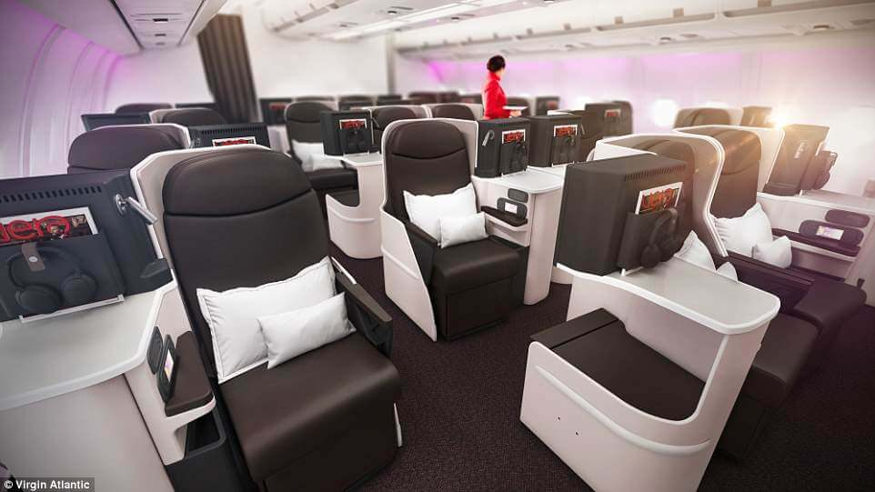 - Virgin Atlantic unveils revamp of ex Air Berlin A330-200