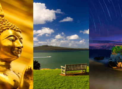 3 IN 1 TRIP: Many UK cities to South-East Asia & New Zealand from only £725 roundtrip