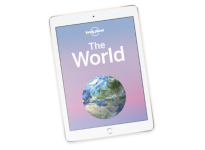 PROMO: Free The World eBook when you spend £10/€10/$15 at Lonely Planet | Secret Flying