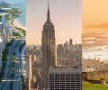 3 IN 1: Canadian cities to Chicago, New York, USA & Puerto Rico from only $314 CAD roundtrip