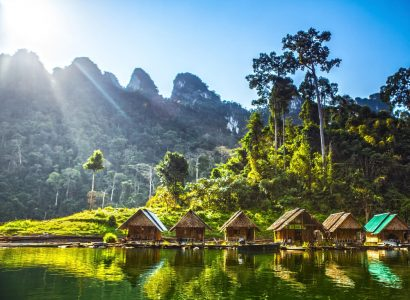 3 IN 1 TRIP: The UK to 3 South-East Asian cities from only £450 roundtrip