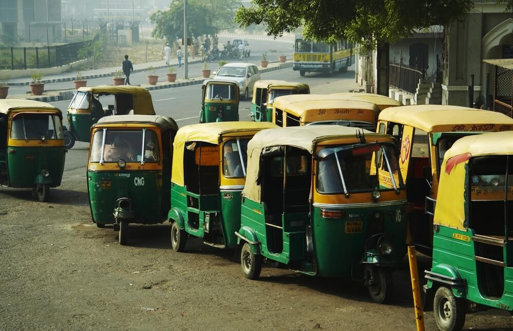 Washington DC to Delhi, India for only $554 roundtrip (Apr-May dates)