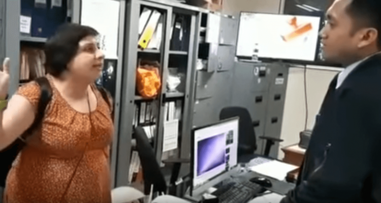 Flight deals from eaming tourist was caught on camera slapping an immigration officer at Bali's Ngurah Rai International Airport afterbeing told that she had to pay a hefty fine | Secret Flying