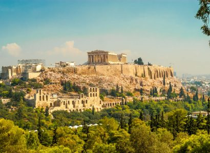 HOT!! New York to Athens, Greece for only $278 roundtrip