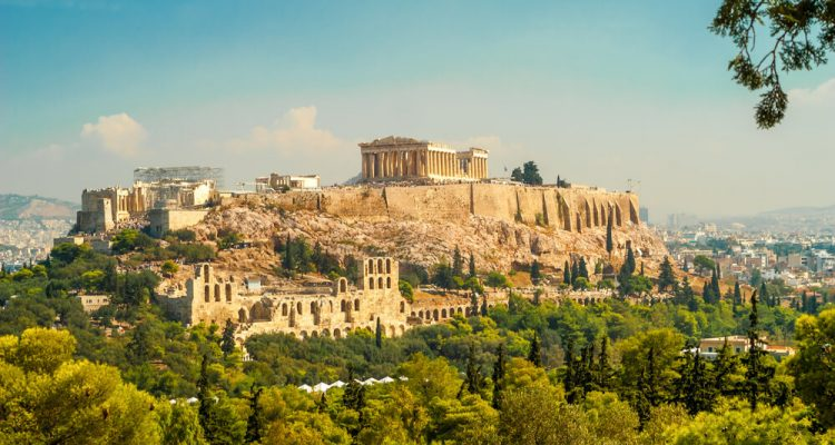 Flight deals from New York to Athens, Greece   Secret Flying