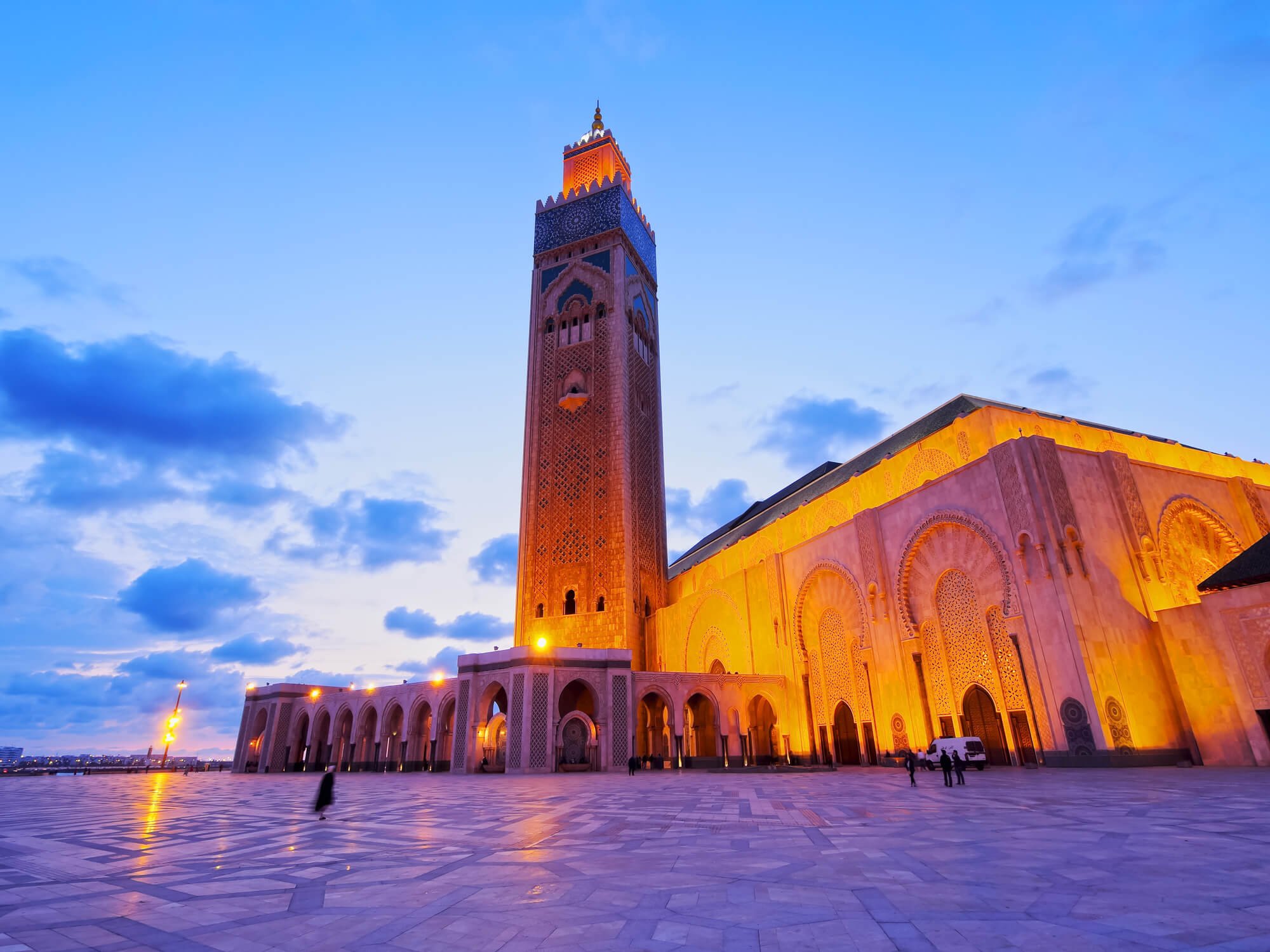 Fort Lauderdale to Casablanca, Morocco for only $620 roundtrip (Oct-Feb dates)