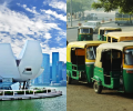CRAZY HOT!! 2 IN 1 TRIP: New York to Singapore& Delhi, India for only$385 roundtrip
